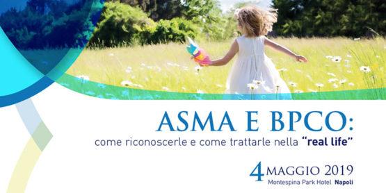 """ASMA E BPCO: come riconoscerle e come trattarle nella """"real life"""" – NAPOLI"""