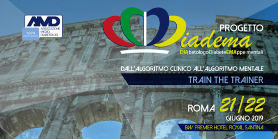 Progetto Diadema: Train the trainer – ROMA