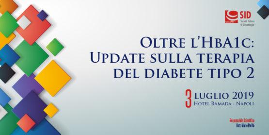 Oltre l'HbA1c: Update sulla terapia del diabete tipo 2 – NAPOLI
