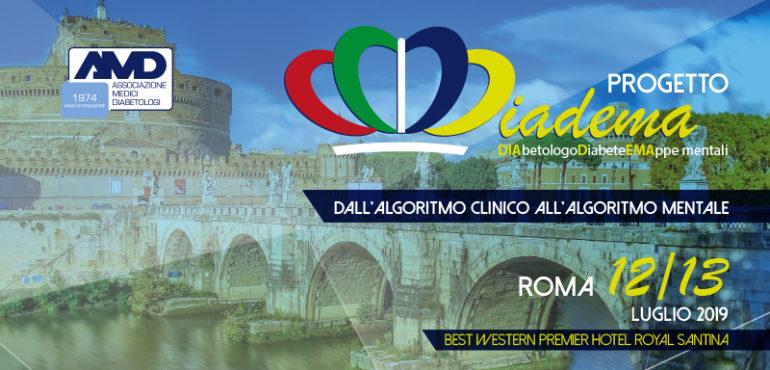 Diadema Roma 12-13 luglio