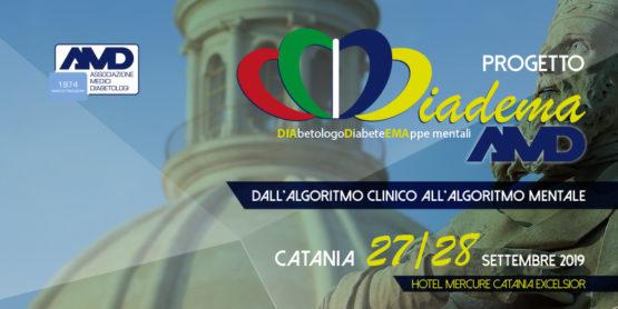 Progetto Diadema: Dall'algoritmo clinico all'algoritmo mentale – CATANIA