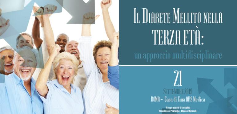 Diabete Terza Età Roma