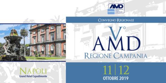 V° Convegno Regionale AMD Regione Campania – NAPOLI