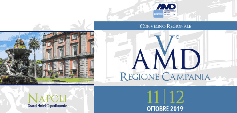 V° Convegno Regionale AMD Regione Campania