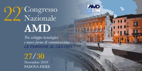 22° Congresso Nazionale AMD – PADOVA
