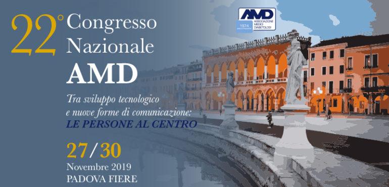 22° Congresso Nazionale AMD - Padova