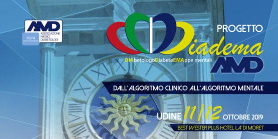 Progetto Diadema: Dall'algoritmo clinico all'algoritmo mentale – UDINE
